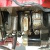 Broken crankshaft