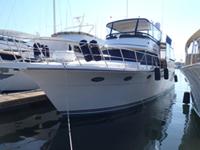 55 foot power boat -- Californian