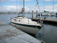 25 foot sailboat -- Cal