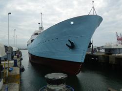211 foot passenger boat-- Titovo Brodo